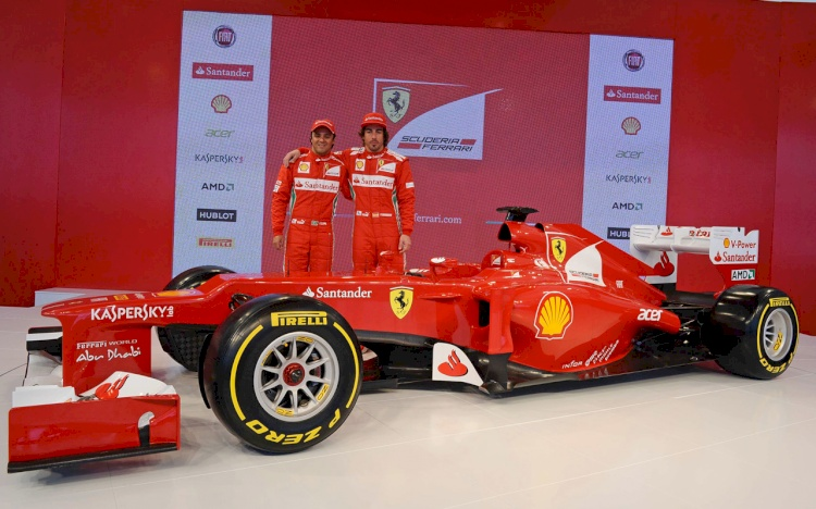 Ferrari Set To Return To The US.